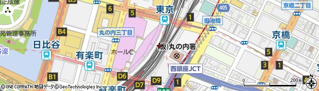 東京都千代田区丸の内3丁目7-9周辺の地図