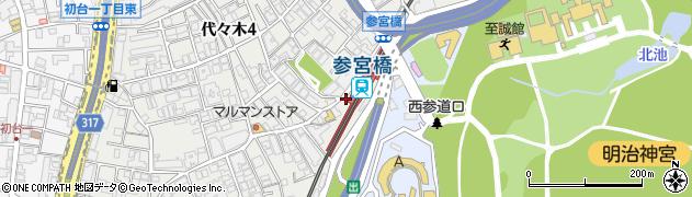 鉄板お好み焼き 昇次郎周辺の地図