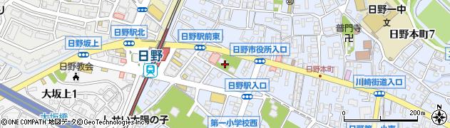 八坂神社周辺の地図