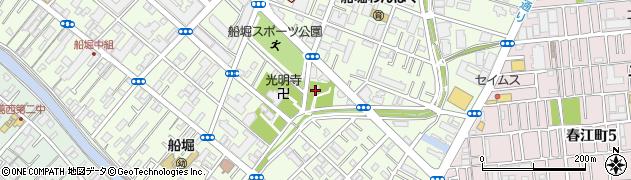 日枝神社周辺の地図