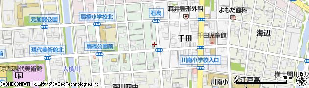 一膳周辺の地図