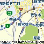 東京都渋谷区代々木3丁目37-5