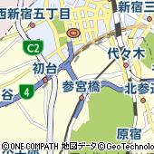 東京都渋谷区代々木3丁目37