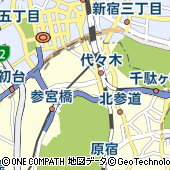 東京都渋谷区代々木1丁目12-8