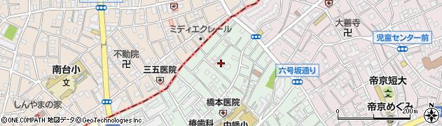 東京都渋谷区渋谷3丁目 の地図 住所一覧検索| …
