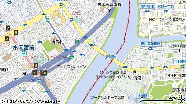 東京都中央区日本橋郵便番号