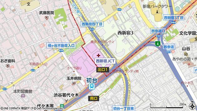 〒163-1407 東京都新宿区西新宿 東京オペラシティ(7階