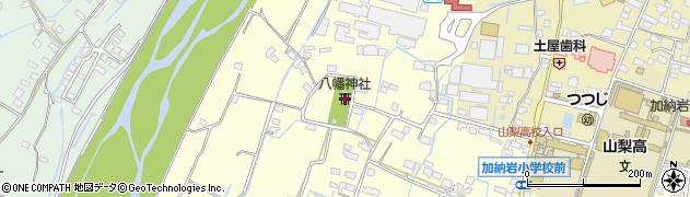 八幡大神社周辺の地図