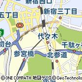 東京都渋谷区代々木1丁目53