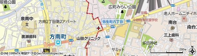 アールエム(Rm)周辺の地図