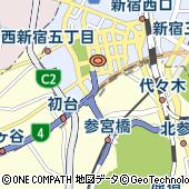 東京都渋谷区代々木3丁目26-2