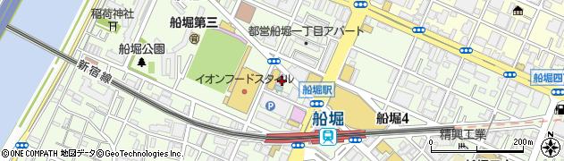 うごう周辺の地図
