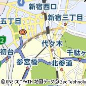 JR東京総合病院駐車場