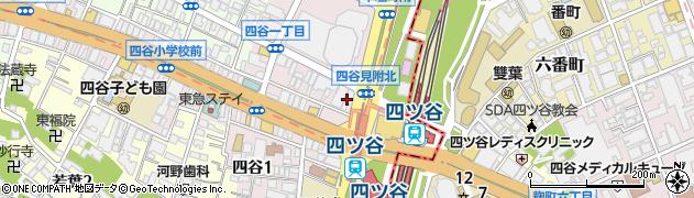 ミツバ貿易株式会社周辺の地図