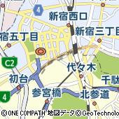 東京都渋谷区代々木2丁目