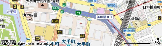 Gaston&Gaspar 大手町店周辺の地図