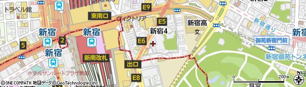アーバン建物管理株式会社周辺の地図