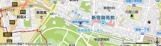 株式会社ドライバーズバンク周辺の地図