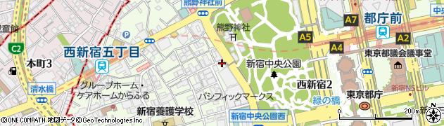 BOTANTEI周辺の地図