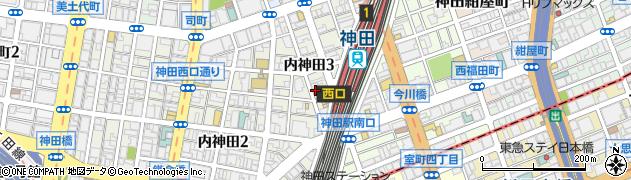 川府酒家周辺の地図