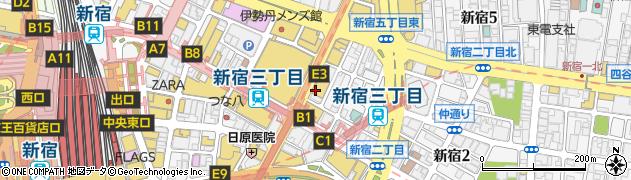 銀座 アスター 新宿 賓館