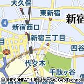ティファニー新宿伊勢丹店1階ティファニーコーナー