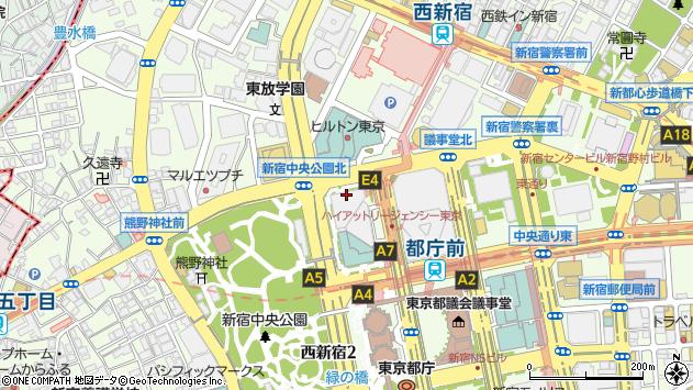 〒163-0707 東京都新宿区西新宿 小田急第一生命ビル(