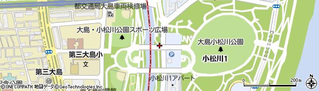 もみじ大橋周辺の地図
