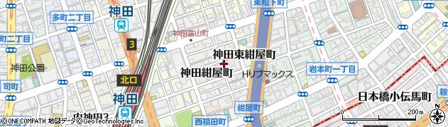 おきばり屋周辺の地図
