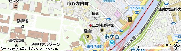 長泰寺周辺の地図