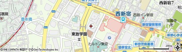 香港市場CHINADOLL周辺の地図