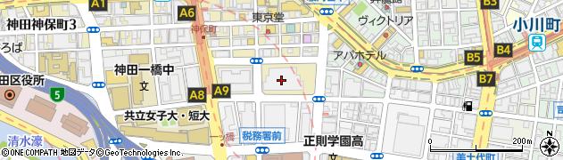 株式会社ニューバランスジャパン お客様相談室・広告記事・販売店に関するお問合せ周辺の地図