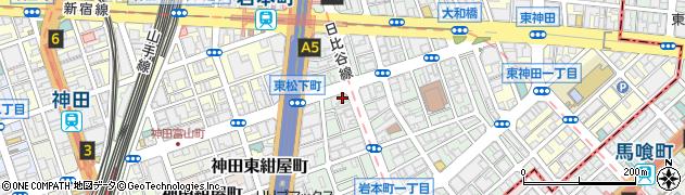 孔風孟習食府周辺の地図
