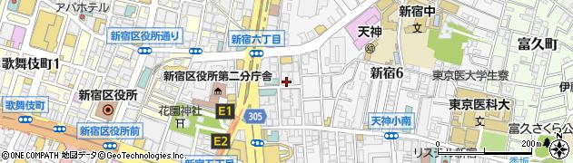 ぎょぎょぎょ周辺の地図