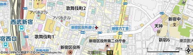 ジャック・オート周辺の地図