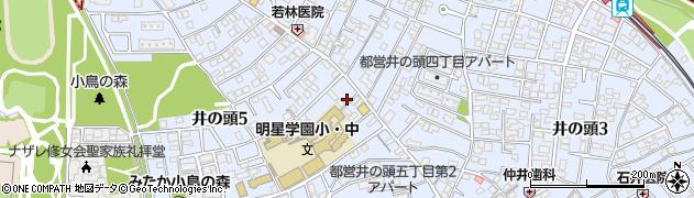 すし上等 吉祥寺店周辺の地図