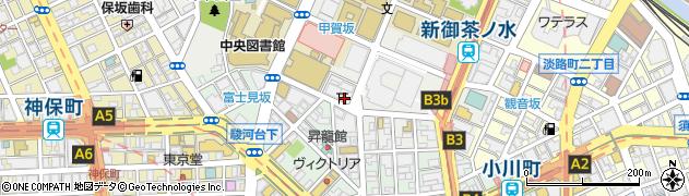 太田姫稲荷神社周辺の地図
