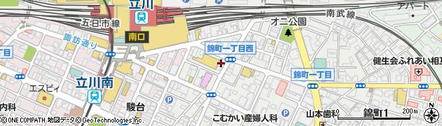 ドンシェー(DonChe)周辺の地図