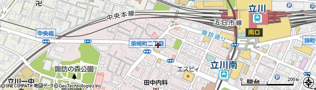 ビジネスホテルほまれ周辺の地図