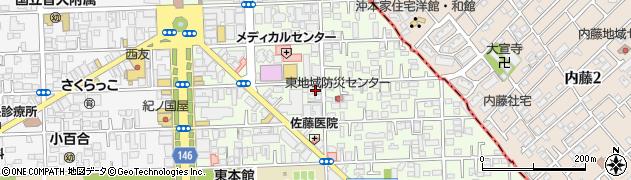 はたご家周辺の地図