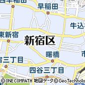 東京都新宿区河田町8-1
