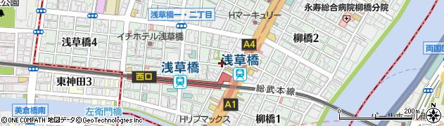 ことり周辺の地図