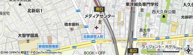 ゲームスペース柏木周辺の地図