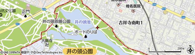 FESTA周辺の地図