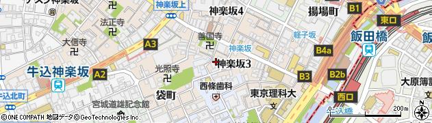 SEY‐GEE‐HEE周辺の地図