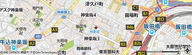 結華楼周辺の地図