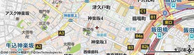 やまあい周辺の地図