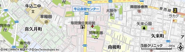 南春寺周辺の地図