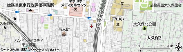 トヌガ(豚友家)周辺の地図