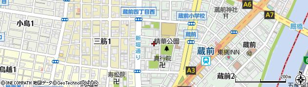 長応院周辺の地図